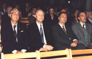 14. Jahrestagung der AG im Juni 1997 in Stralsund